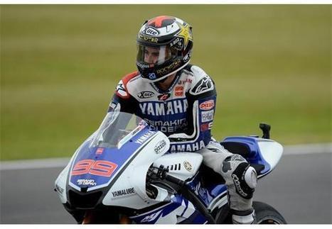 Είμαι δυνατός στο Assen, δηλώνει ο Lorenzo! | MotoGP World | Scoop.it