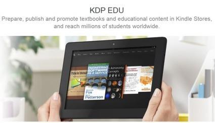 Amazon lança ferramenta para criar manuais escolares digitais | Creación de contenidos | Scoop.it