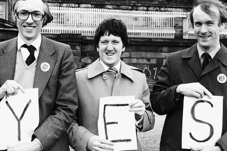Scotland Back in the Day: 1979's 40% rule cooked the books against devolution | My Scotland | Scoop.it