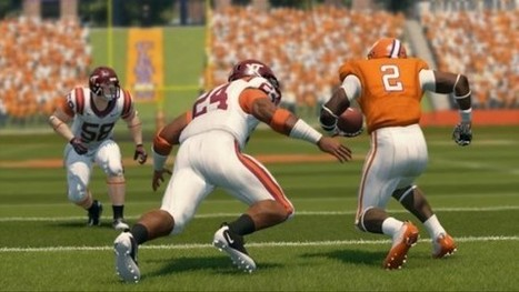 NCAA Football 14 Title Update #2 Available Now - Details Included ... | Ncaa Football Easports | Scoop.it