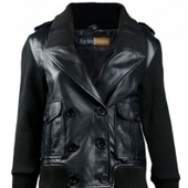 The Growing Popularity Of The Ladies Leather Jacket | Celebrities | Scoop.it