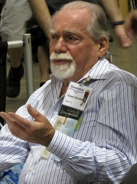 Viagem a Andrómeda: Robert Silverberg: (...) science fiction is a category of commercial publishing, and the boundaries began to push back at me (entrevista) | Paraliteraturas + Pessoa, Borges e Lovecraft | Scoop.it