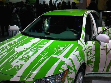 Forget tablets. Nokia has a bigger connected gadget in mind: the car | Auto van de toekomst | Scoop.it