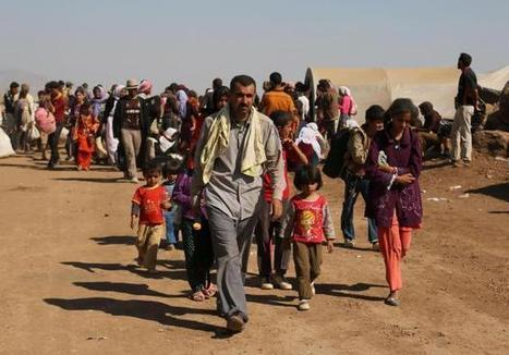 Syrian refugees to be given sanctuary on picturesque Scots island | My Scotland | Scoop.it