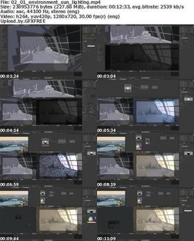 BlenderCookie - Training Course Interior 3D Architectural Visualization in Blender 2.6 by Jonathan Williamson (2012) » TOPGFX   GFXWORLD Rapidshare Hotfile Download   Blender 3D graphics Tutorial   Scoop.it