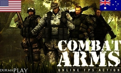 Combat Arms'a Kuzey Amerikal | Metin2 | Scoop.it