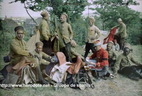 «Les troupes coloniales et la Grande guerre» - Colloque universitaire à #Reims - Les Clionautes | Nos Racines | Scoop.it