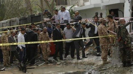 Bomb destroys police station in Libya's Benghazi - Al-Arabiya | Saif al Islam | Scoop.it