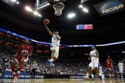 A Single NCAA Tournament Victory Is Worth $1.5 Million - Forbes | Sports Facility Management.4376852 | Scoop.it