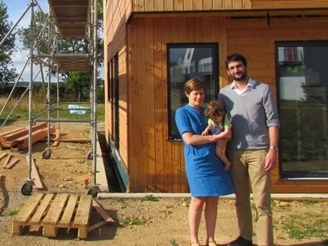 Une maison en paille : 339 000 euros et de l'huile de coude - Rue89 | Solutions alternatives pour un monde en transition | Scoop.it