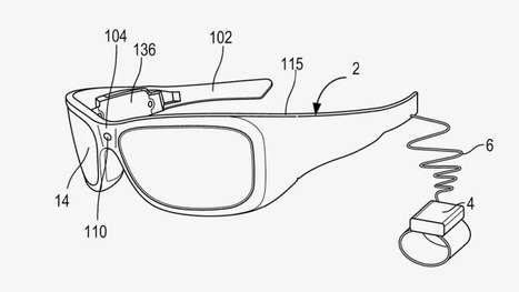 "Microsoft won a patent for goggles that detect feelings of people near you | L'impresa ""mobile"" 