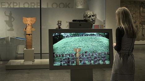 5 Lessons In UI Design, From A Breakthrough Museum... | Art for art's sake... | Scoop.it