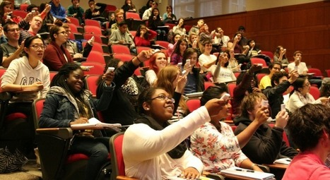 Integrating Active Learning with Clickers:  Tips from a Faculty Workshop | Higher Education | Scoop.it