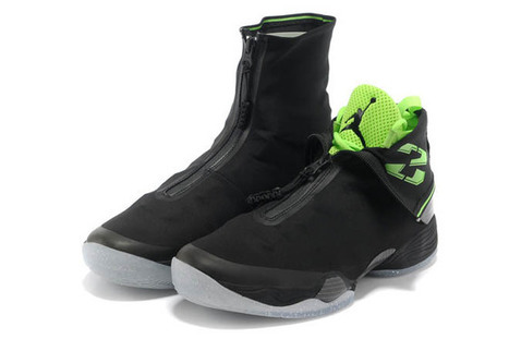 Jordan Aj xx8 Men's Shoes Black/Electric Green/White | my love list | Scoop.it