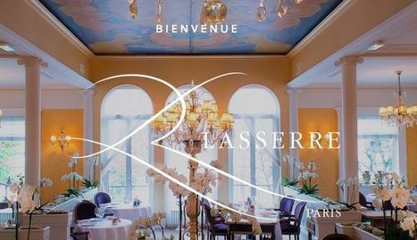 Restaurant Lasserre Paris – La saga continue – Qui sera le chef à la rentrée de septembre ? | MILLESIMES 62 : blog de Sandrine et Stéphane SAVORGNAN | Scoop.it