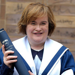 Susan Boyle Receives Honorary Degree From Scottish University - E! Online | Culture Scotland | Scoop.it