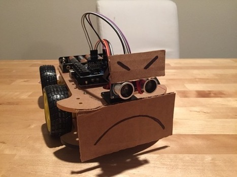 How to Build a 4WD Arduino Robot for Beginners | Raspberry Pi | Scoop.it