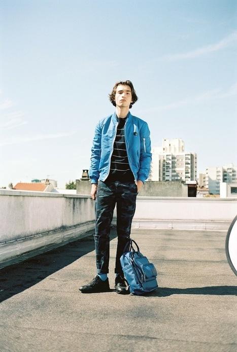 Look du jour : Bombers et camouflage | Le blog mode de l'homme urbain | Scoop.it