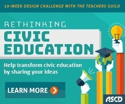 » How Do We Prepare Civically Powerful Students? Share Your #CivicVoices!ASCD Inservice | Each One Teach One, Each One Reach One | Scoop.it