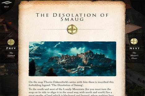 HarperCollins and Aardman launch Hobbit app   Smart Media   Scoop.it