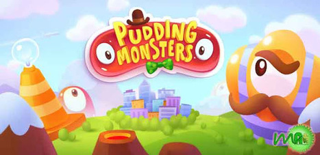 """Pudding Monsters Premium APK Free Download ~ MU Android APK 