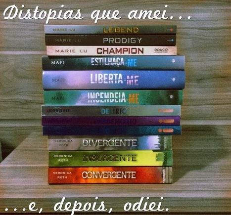 SSpecial: Distopias que finalizei, amei e odiei em 2014 | Segredos e Sussurros entre Livros | Ficção científica literária | Scoop.it