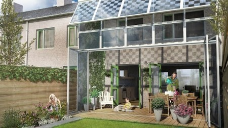 Solar-panel skin could make Dutch homes energy neutral | GizMag.com | 9 Science | Scoop.it