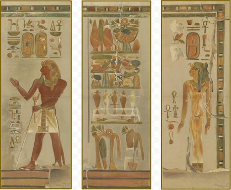 Edouard Naville  : une foi totale en l'égyptologie   Égypt-actus   Scoop.it