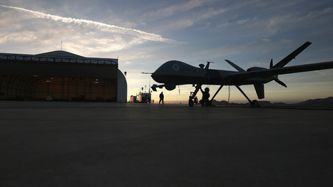​Disclosure of drone-strike victims dropped from Senate bill | CorinaLawrence87 | Scoop.it