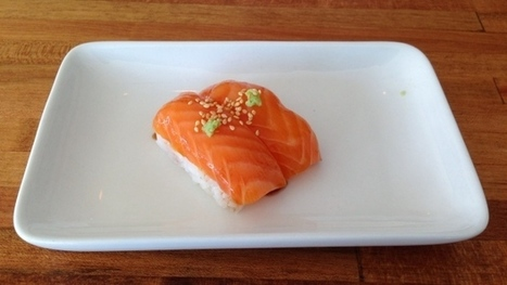 Sushi prices under pressure from California drought, international demand | On the Plate | Scoop.it