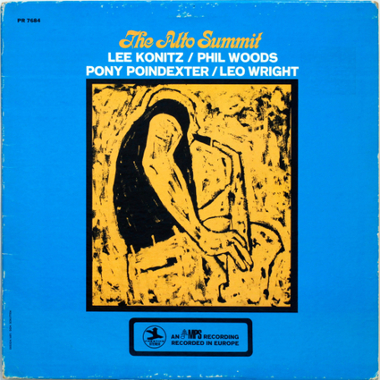 Alto Summit: Four Saxes, 1968 | Jazz Plus | Scoop.it
