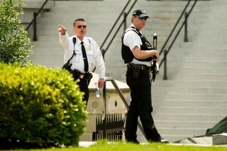 Secret Service officer shoots armed man outside White House | My Umbrella Cockatoo, TIKI | Scoop.it