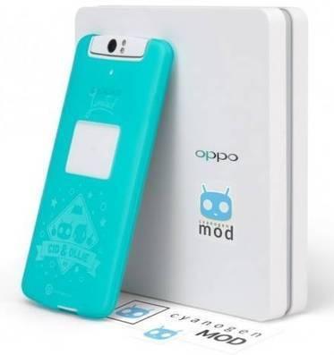 Oppo N1 : le premier smartphone vendu avec CyanogenMod disponible le 24 décembre | Geeks | Scoop.it