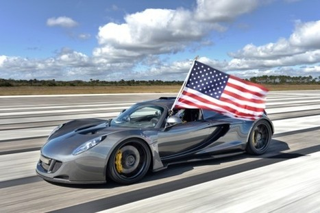 It Ain't Over, Bugatti: Hennessey Venom GT Does 270.49 mph, Claims World Record | Cars for Sale ! Second Hand Cars UK ! Sell Your Car UK - Carsalesbay.co.uk | Scoop.it
