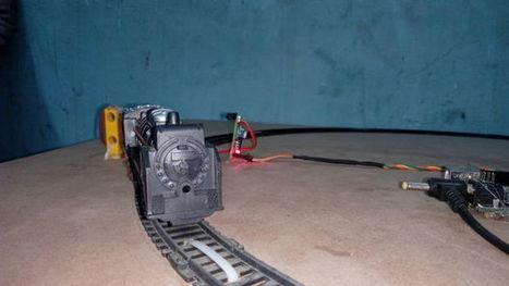 Automatic Railway Crossing Using Arduino   Raspberry Pi   Scoop.it