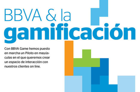 The BBVA Game: A Shining Example of Gamification in Finance - GCo | Eduployment | Scoop.it