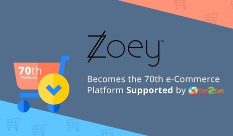 Zoey Becomes The 70th e-Commerce Platform Supported by Cart2Cart   Cart2Cart   Scoop.it