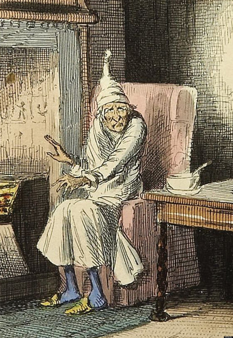 A Christmas Carol Turns 170 Today - Huffington Post | A Christmas Carol by. Charles Dickens | Scoop.it