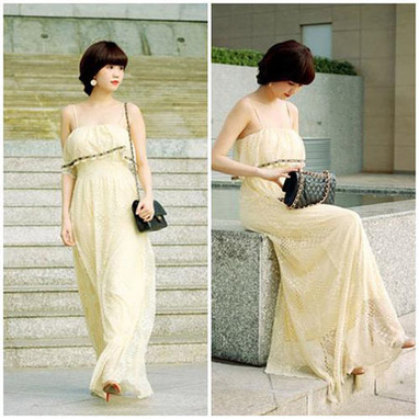 Hướng dẫn bạn gái chân to chọn váy phù hợp - shopthoitrangxinh.net | Noithatmax.com | Scoop.it