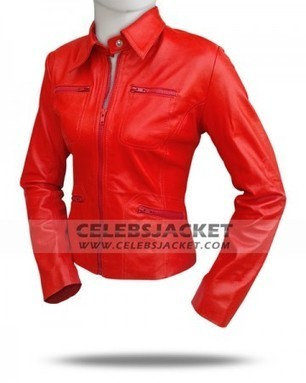 Emma Swan Once Upon A Time Leather Jacket   Celebsjacket.com   Scoop.it