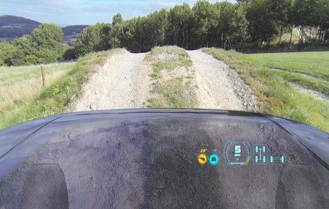 Land Rover's New Camera Technology Lets Drivers See 'Through' the Car's Hood - Yahoo News | Latest ads & Advertising news | Scoop.it