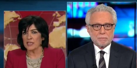 Christiane Amanpour Scolds Wolf Blitzer | Americans for Political Change | Scoop.it