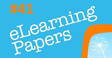 e-learning, conocimiento en red: eLearning Papers nº41 Innovación, emprendimiento y educación | Personal [e-]Learning Environments | Scoop.it