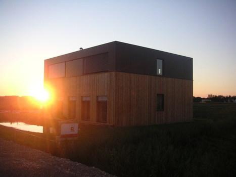 Dom pasywny - nowoczesny i aktywny sposób na oszczędzanie - Inwestycje.pl | Bramy garażowe - rolowane | Scoop.it