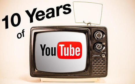 YouTube turns 10: The video site that went viral - CNET | Jewish Education Around the World | Scoop.it
