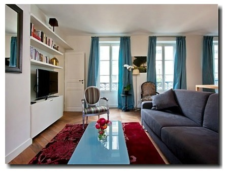 RUE CHARLOT Ref: AH65 - At Home In France   France Travel - Vacation Home Rentals   Scoop.it