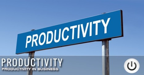 101 Top Productivity Tools for Startups and Businesses | facts | Scoop.it