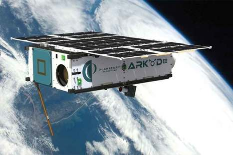 Why small satellites are big for startups | The NewSpace Daily | Scoop.it