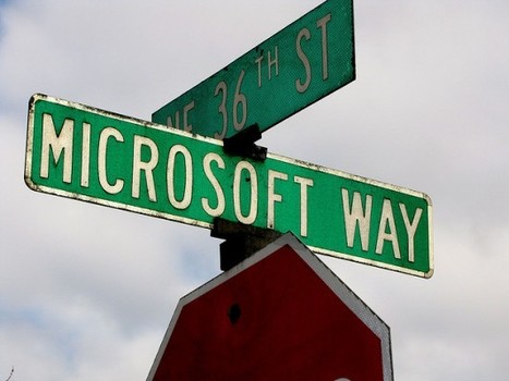 Microsoft Shrinking Margins Loom as Cloud Push Lifts Costs | Microsoft | Scoop.it