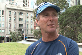 Runner eyes finish line after epic 26,000 km | Energy Health | Scoop.it